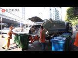 说城管城管说:环卫达人巧改垃圾清运车 告别漏撒异味